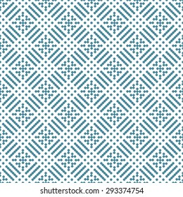Seamless pattern, repeating ornament, illustration