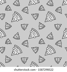 Vectores Imágenes Y Arte Vectorial De Stock Sobre Pizza