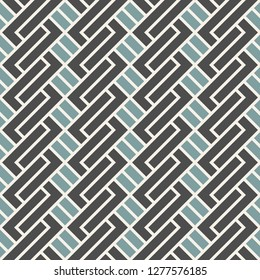 Seamless pattern with simple elements.