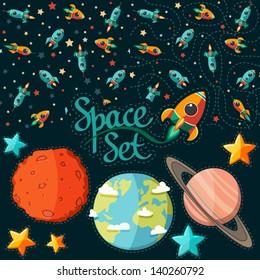 Espacio Infantil Imágenes Fotos De Stock Y Vectores Shutterstock