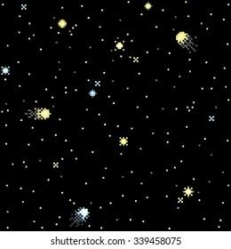 Pixel Space Images Stock Photos Vectors Shutterstock