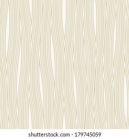 Seamless pattern. Subtle abstract grid texture. Wavy background