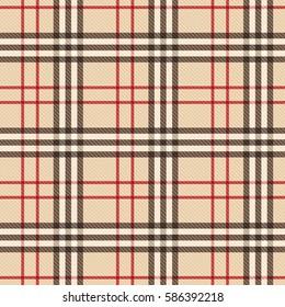 seamless pattern: tartan cloth. checkered pattern