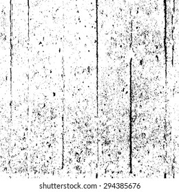 Seamless pattern, texture in style grunge. Concrete, stone, wood, etc. Black and white.