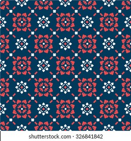 Seamless Pattern Thai art