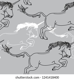 medieval unicorn images stock photos vectors shutterstock