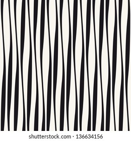 Seamless pattern. Vector abstract background. Stylish striped structure