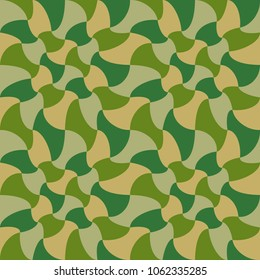 Seamless Pattern Vector Background Geometric Shapes Abstract Wallpaper Texture For Web Design
