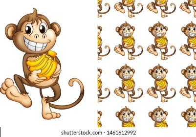Imágenes Fotos De Stock Y Vectores Sobre Chimp Illustration