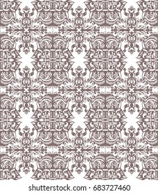 Seamless pattern from the weaved tapes. Reverse side of cards. Shirt of playing cards.