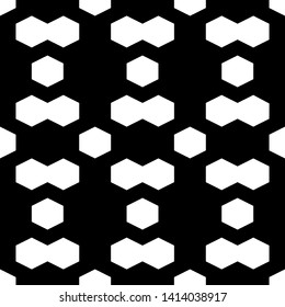 Seamless pattern.Geometrical backdrop. Hexagons, figures ornament. Polygons background. Hexahedrons, shapes wallpaper. Digital paper, web designing, textile print.