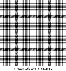 seamless plaid lumberjack and buffalo check pattern, tartan and gingham pattern style. trendy hipster backgrounds. vector illustration.