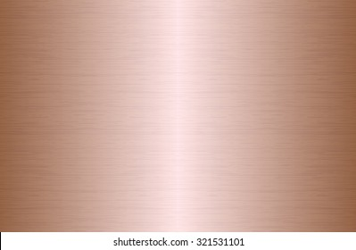 Seamless polished copper texture