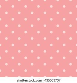 seamless polka dots pattern