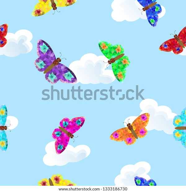 seamless-repeating-pattern-vector-bright