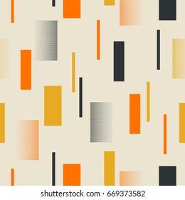 seamless retro pattern with stripes