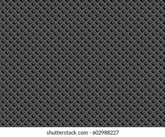 Seamless Rubber Texture With Patternvector Design