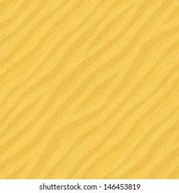 seamless sand surface, vector background illustration, eps10