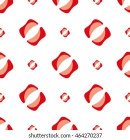 Seamless shape pattern