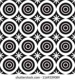 Seamless shweshwe pattern