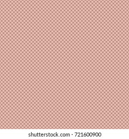 Seamless simple polka dot pattern background - vector graphic design from colored circles