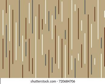 Seamless stripe line vertical random pattern for wallpaper, textile, background.