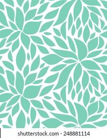 Seamless stylish pattern with  raindrops. Vector illustration