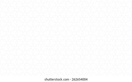 Seamless subtle gray overlapping hexagons pattern vector