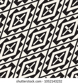 Seamless surface geometric design. Repeating tiles ornament background. Vector symmetric shapes pattern