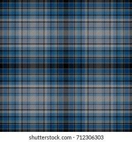 Seamless tartan plaid pattern - vector