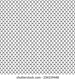 seamless texture mesh, vector illustration