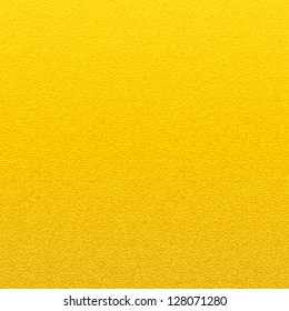 Seamless texture with plastic effect. Yellow color blank surface background with space for text, sign and luxury style design. Vector illustration clip-art web design elements 10 eps