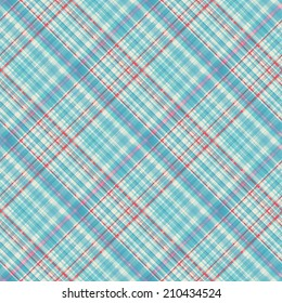 Seamless thin lined plaid pattern. A lot of shades.