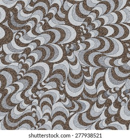 Seamless vector abstract pattern, pattern can be used for wallpaper, pattern fills, surface textures