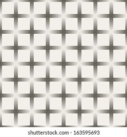 Seamless vector abstract squares pattern background