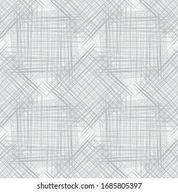 Seamless vector in geometric ornamental style.