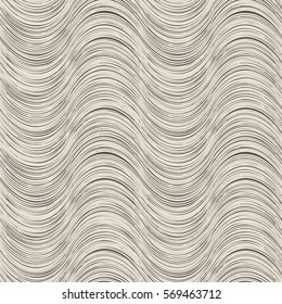 Seamless vector geometric pattern, pattern can be used for wallpaper, pattern fills, web page background, surface textures