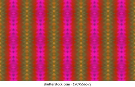 Seamless vector pattern. Background for decor or ethnic Mexican fabric pattern with colorful stripes. Can be used for ceramic tiles, wallpapers, linoleum, textiles.
