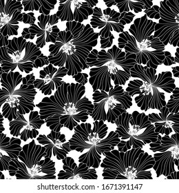 Black White Pattern Flowers Images Stock Photos Vectors Shutterstock,Personalized Gift Ideas For Girls