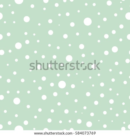seamless vector pattern dots simple graphic stock vector royalty