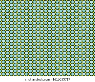 Seamless vector pattern in ornamental style. Geometric desing texture for wallpaper and gifts.