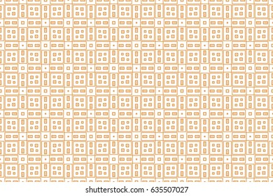 seamless vector patterns. Geometric pattern of lines and shapes. Modern design for backgrounds, wallpaper, invitations, wrapping