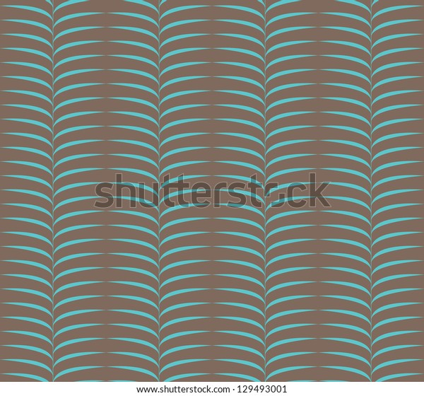 Seamless vector  plant pattern background