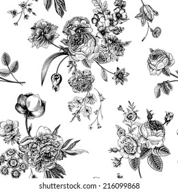 500 Black And White Flower Pictures Royalty Free Images Stock