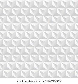 Seamless Vector White Texture