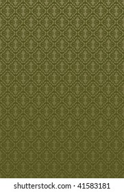 Seamless wallpaper for coffeehouses