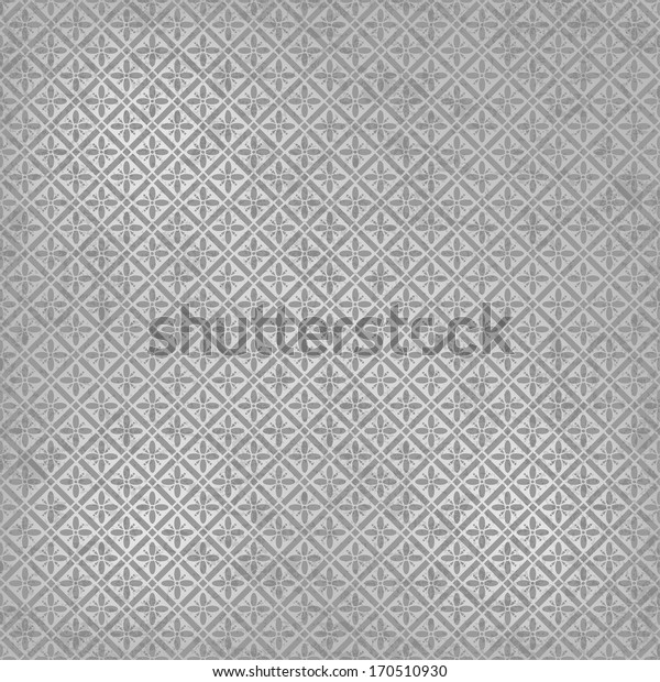 Seamless wallpaper pattern, vector illustration