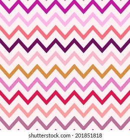 seamless wave stripes pattern