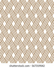 seamless weaved vector fabric pattern.
