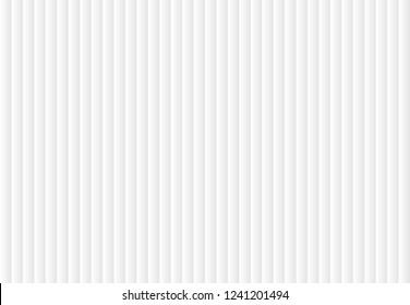 Seamless White plastic paper texture, vector art